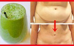 Bebida que vai desinchar e queimar a gordura da sua barriga e ajuda a emagrecer até 1 kg por dia