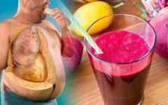 Receitas naturais mostram como remover a gordura no fígado em 5 dias