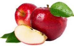 Cura da maçã ajuda a desintoxicar e trata várias doenças