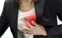 13 sinais de um ataque cardíaco nas mulheres