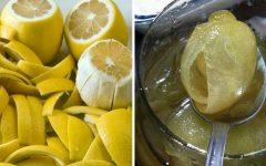 O chá da casca do limão é um excelente aliado do coração