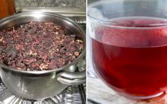 Chá de hibisco com canela para regular o intestino e emagrecer