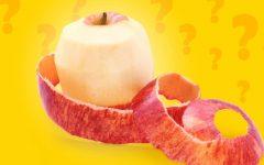 Os poderes da casca de maçã: remédio para pressão, colesterol, fígado e muito mais