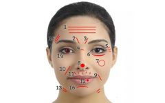 Incrível: as linhas e rugas do seu rosto revelam doenças e outros problemas do seu corpo