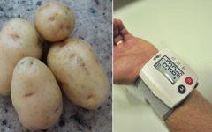 Comer batata reduz pressão alta e combate anemia
