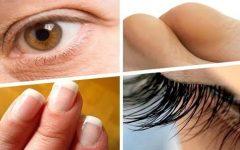 Óleo de rícino nos olhos: Previne a catarata, rugas e combate a irritação ocular