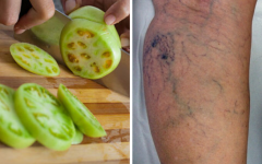 O poder do tomate verde na luta contra as varizes