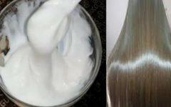 Alise seus cabelos naturalmente com tapioca