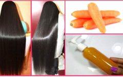 Óleo de cenoura caseiro: cabelos fortes e crescimento acelerado