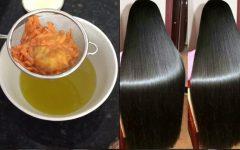 Shampoo Caseiro de Cenoura Para Hidratar o Cabelo e Crescer do Dia Para Noite!