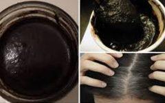 Método caseiro para você escurecer os cabelos naturalmente – é barato e muito fácil!