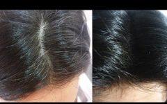 Shampoo para escurecer os cabelos