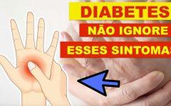 Fique Atento Aos 5 Principais Sintomas da Diabetes
