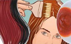 Pinte seu cabelo em casa gastando muito pouco e sem usar nada prejudicial à sua saúde!