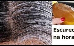 Óleo de coco é ideal para escurecer os cabelos e prevenir a queda. Veja 4 formas de usá-lo!