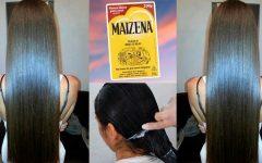 Alisamento de cabelo natural: saiba como alisar e hidratar os fios com maizena e leite!