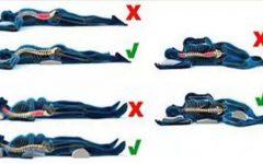 Você sofre com dores nas costas na parte da manhã? Estas são as causas e o que você deve fazer para evitar o problema!