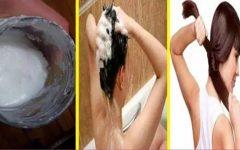 Estas duas receitas vão deter a queda dos seus cabelos e fazê-los crescer mais rápido