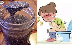 Como 1 colher de chá de sementes de chia diariamente pode ajudar você a melhorar seu intestino, cérebro e coração!
