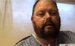 """Homem com coronavírus relata experiência sobrenatural no hospital: """"Deus soprou em mim"""""""