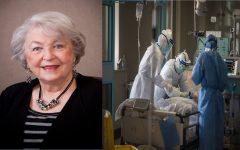 """Idosa de 93 anos vence Covid-19 após ficar em oração no leito do hospital: """"Deus me curou"""""""