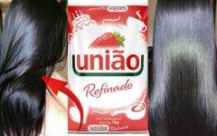 Hidratação de açúcar para o cabelo: veja o passo a passo do tratamento para deixar os fios com muito brilho