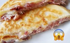 Pão de queijo low carb: receita de frigideira é fácil