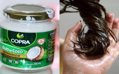 Combate caspa, piolho e evita queda: 14 benefícios do óleo de coco para os cabelos