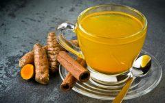 Chá de cúrcuma com canela: ajuda a emagrecer e desinflamar o corpo