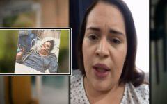 """Mãe com coronavírus dá à luz entubada: """"Deus faz o impossível"""""""