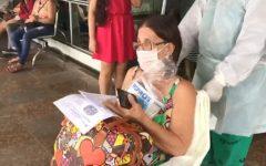 Idosa de 70 anos, asmática e hipertensa, é curada do novo coronavírus no ES