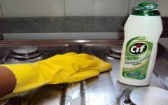 Cif Caseiro Desengordurante, Deixa Tudo Limpo e Brilhando – Super Fácil