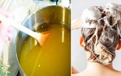 Como Fazer Shampoo 100% NATURAL
