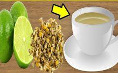 Chá de camomila com limão: digestivo e aumenta a imunidade