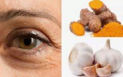 Açafrão com alho: passe a consumir isso diariamente e restaure sua visão