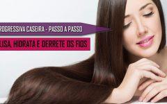 Progressiva caseira: veja como alisar o cabelo em casa gastando pouco