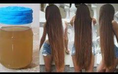 4 Receitas Caseiras para acelerar o crescimento dos cabelos!!