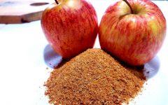 Açúcar caseiro de maçã: saudável e seguro para diabéticos