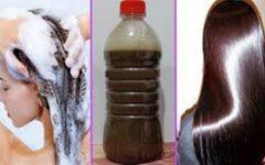 3 receitas de Shampoo caseiro Elimina a Caspa, Combate a Queda e Acelera o Crescimento do Cabelo