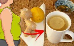 Chá Para Combater a Retenção de Líquidos e Remove Toda a Gordura da Barriga