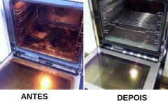 Receita Caseira Eficaz Para limpar o forno