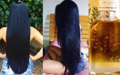 3 receitas de Xampu caseiro para o cabelo crescer