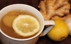 Chá anti-inflamatório de alho, gengibre e cúrcuma para aumentar a imunidade