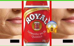 Clara de ovo e pó Royal: receita caseira para uma pele jovem e sem manchas