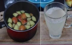 Chá de maçã com alho: aumenta a imunidade e limpa as artérias