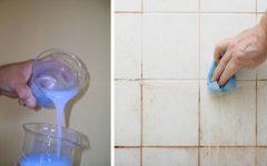 Como deixar os azulejos brilhando e deixar a Casa perfumada