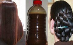 5 Receitas para escurecer o cabelo naturalmente sem química