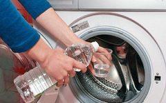 Como limpar máquina de lavar com vinagre: 3 dicas simples