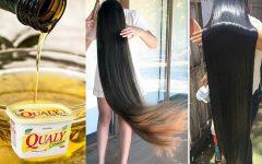 Fios mais lisos sem química: como fazer alisamento de cabelo com receitas caseiras