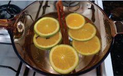 Chá de casca de laranja com canela: diminui o colesterol e alivia problemas intestinais